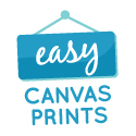 Check out these canvases from EasyCanvasPrints!